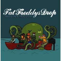 Saved on Spotify: Roady by Fat Freddy's Drop