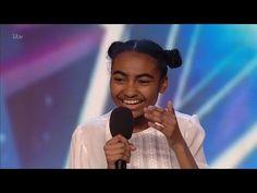 Asanda Jezile the 11yr old diva sings 'Diamonds' - Week 3 Auditions   Britain's Got Talent 2013 - YouTube