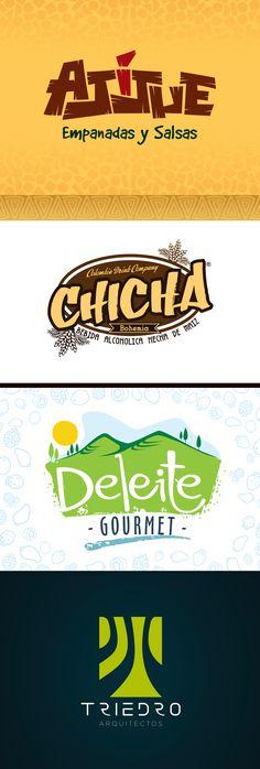 #Ajíjue #Chica #DeliteGourmet #Triedro #incrio #Marca #Branding