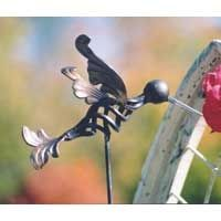 Hummingbird Stake by Griffin Creek at Timeless Wrought Iron