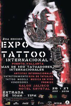 2da Expo Tattoo Internacional Puerto Vallarta   Tattoo Filter