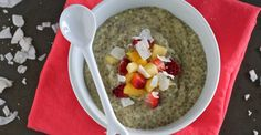 Tropical Chia Seed Pudding #chia #pudding #recipe http://greatist.com/eat/recipes/tropical-chia-pudding