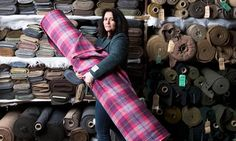 Harris tweed returns to global boutiques after islands' renaissance | Fashion | The Guardian