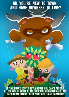 13 Ways Animal Crossing Will Stomp On YourHeart | I've thought this for so long...