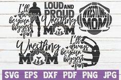 Our social Trends Wrestling Mom Shirts, Football Mom Shirts, Sports Shirts, Fashion Design Template, Social Trends, Sports Mom, Svg Cuts, Svg Files For Cricut, School Design