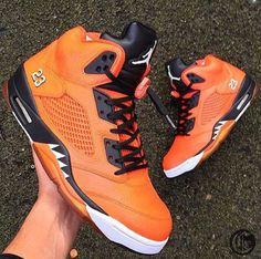 Custom Jordan 5