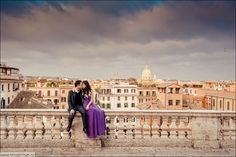 Honeymoon in Italy: photos of Daphne and Garry in Rome | by photographer Artur Jakutsevich based in Rome, Italy
