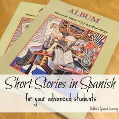 Great short stories to use with intermediate to advanced Spanish students.
