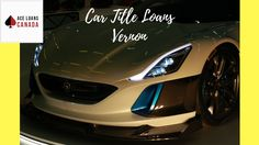 If you are looking for Car Title Loans Vernon and Bad Credit Car Loans Vernon then you should definitely go for Ace Loans Canada.