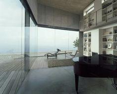 Create Indoor/Outdoor Feel With Glass Walls   InteriorHolic.com