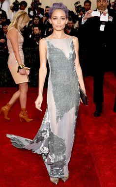 Nicole Richie from 2014 Met Gala Arrivals | E! Online