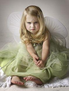 grumpy fairy