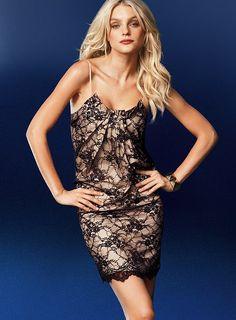 Lace Dress, by Victoria's Secret
