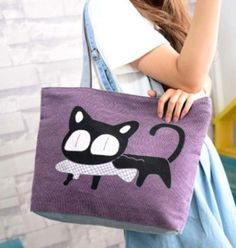 Fashion Casual Cat Handbags - FREE WORLDWIDE SHIPPING!