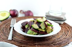 Beet Salad - recommended by Nourish and Revive, NW Holistic Health and Nutrition for the 21-Day Purification/Detox Program