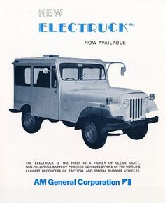16 best jeep dj5 images jeeps dj jeep cj love the electruck of this early jeep electric vehicle from amc