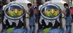 Concurso Graffiti 2011 Alicante