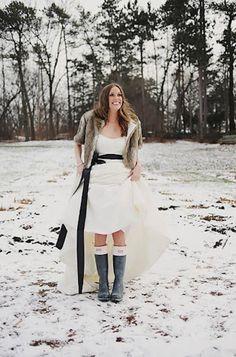 Más botas de novia