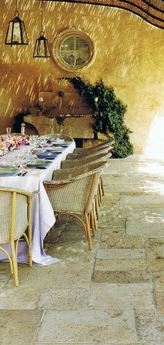 ColdClimateGardenings: Provence outdoor