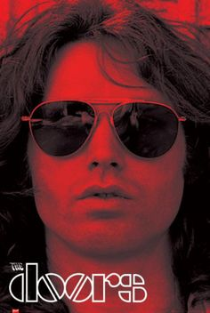 Jim Morrison Sunglasses | The Doors Pósters en AllPosters.es