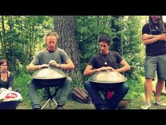 I love the sound of the Hang so relaxing Hang Massive - Urkult 2013