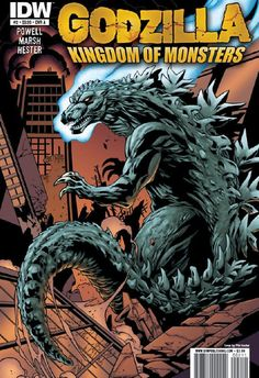 Bullet Reviews #10: AMAZING SPIDER-MAN #659, GODZILLA: KINGDOM OF MONSTERS #2, Haunt #15, INFESTATION: C.V.O. 100-PAGE SPECTACULAR, Mighty Thor #1