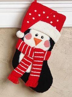Penguin stocking