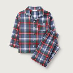 bdb1b9da9625 Christmas Check Flannel Pyjamas (1-12yrs)