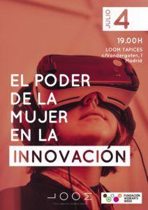 El poder de la mujer en la innovación Madrid, Movie Posters, Equal Opportunity, Women, Film Poster, Billboard, Film Posters