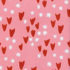 Hoi! Ik heb een geweldige listing op Etsy gevonden: https://www.etsy.com/nl/listing/255021702/cotton-steel-clover-tulips-pink-fat