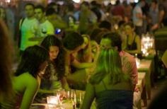 Get out to Gazi and get a taste of urban Athenian nightlife #Athens #Greece #travel