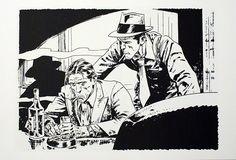 Torpedo 1 (Limited Edition Print) art by Jordi Bernet Archive