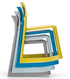 The Vitra Tip Ton Chair by Edward Barber and Jay Osgerby