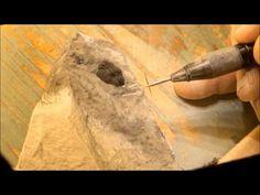 ▶ Fossil Preparation Series: Preparing a Trilobite - Season 1/Episode 1 - YouTube