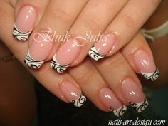 French Nail Designs | French manicure | 2013 nails, nail design, nail pictures, nail, nail ...
