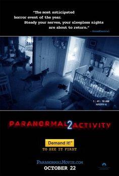 ver Actividad Paranormal 2 (2010) online descargar HD gratis español latino subtitulada