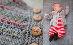 knits for babies. Found via Little Scandinavian blog.