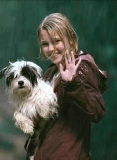 Bridge To Terabithia - 2007: And right here is where I knew something bad was going to happen.