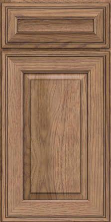 Merillat Masterpiece Cabinetry-Caliseo Hickory Husk from waybuild