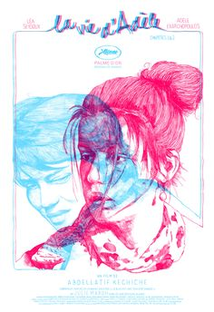 La Vie d'Adèle (Blue is the Warmest Color) by Clara Ishikawa