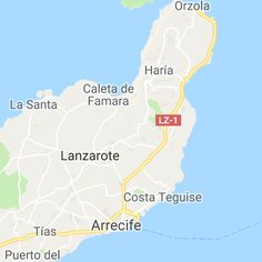 Discover the best places to visit in each municipality of Lanzarote. Costa Teguise, Map Pictures, Hiking Tips, One Week, Places Of Interest, Canary Islands, Me On A Map, Cool Places To Visit, The Good Place