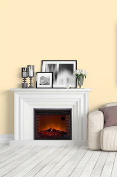 Fantastic 16 Best Electric Fireplaces Images In 2018 Electric Interior Design Ideas Gentotthenellocom