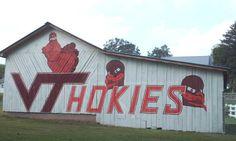 Virginia Tech Barn