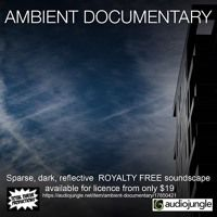 #ambient #documentary by Total Thrive.ROYALTY FREE BACKGROUND MUSIC. To listen to the full version and buy a licence https://audiojungle.net/item/ambient-documentary/17850421 @envato @envatomarket @envatostudio #filmmusic #blog #blogger #vlog #vlogger #soundscape #advertising #art #corporate #meditation #relaxation #green #lifestyle #recipes #jewelry #journalism #murder #nature #newage #timelapse #soundtrack #travel #yoga #future #tech #technology #science #scifi