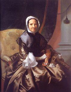 Mrs Thomas Boylston, John Singleton Copley Check more at http://artunframed.com/Gallery/shop/mrs-thomas-boylston/