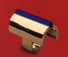 Ring by Ettore Sottsass #jewellery #accessory