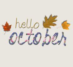 Apa? Dah Oktober?