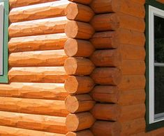 Log Siding with Full Log Corners This is what a log sided corner should look like! Without a realistic corner, it would look like log siding, not full log. We've been doing this for over 20 years. We are the … Continue reading →