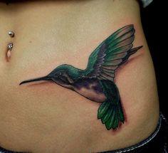 3D hummingbird tattoo - 55 Amazing Hummingbird Tattoo Designs  <3 <3