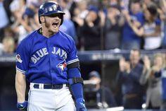 Josh Donaldson - (Photo archives La Presse Canadienne - via La Presse)